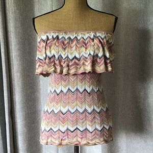 WHBM Off Shoulder Top Size XS